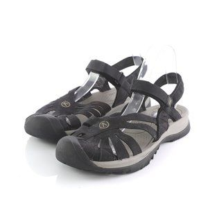 Keen Rose Suede Closed Toe Sport Hiking Sandals